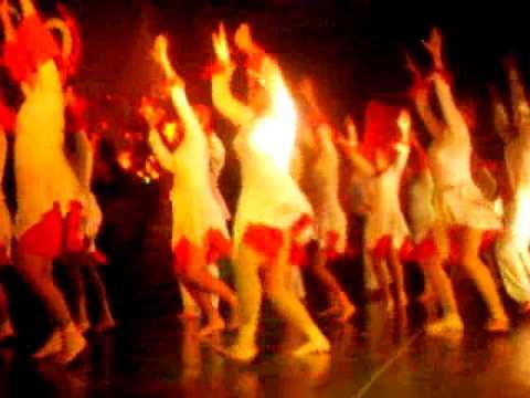 jose leonardo funcion estado portuguesa coreografia omar vargas