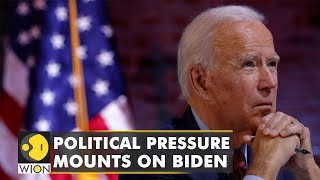 Republicans want Biden to pay a political price for the crisis   Latest World English News   WION
