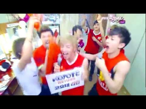 Harlem Shake (Super Junior Edition)