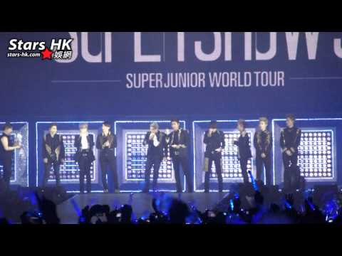 Super Junior World Tour Super Show 5