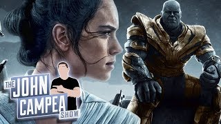 Star Wars And Avengers Lead Visual Effects Oscar List - The John Campea Show
