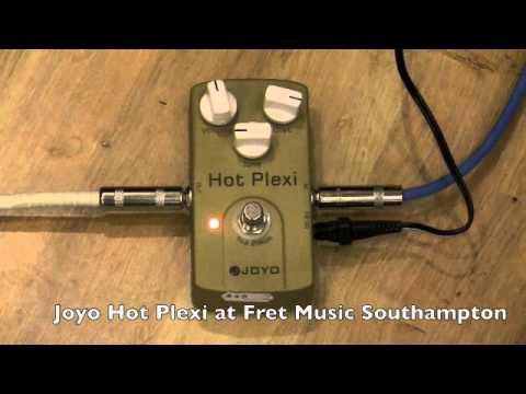 Joyo Hot Plexi at Fret Music Southampton