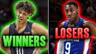 The Winners And Losers Of The 2019 NBA Summer League