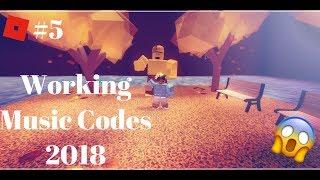 ROBLOX   Music Codes   Working   2018   #5