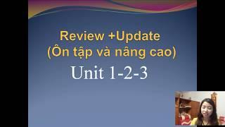 Tiếng Anh lớp 3 (tập 1) Unit 1-2-3 Bộ GD ĐT║Gia sư Tiến Trần Maya║ Ôn Tập và nâng cao Unit 1-2-3