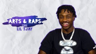 Lil Tjay Freestyles with Kids   Arts & Raps   All Def
