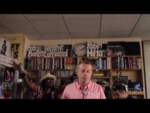 Macklemore & Ryan Lewis: NPR Music Tiny Desk Concert