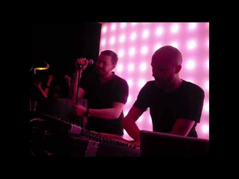 Paul & Fritz Kalkbrenner performing Sky and Sand Live! @ Watergate Berlin 2009