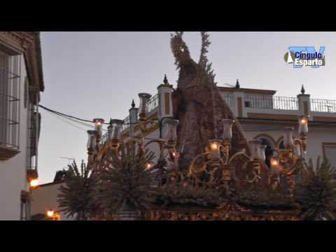 Procesión Virgen de la Soledad de Albaida del Aljarafe 2016