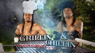 Outside the Ring - The Usos cook a Samoan meal - Episode 1