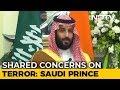Terrorism Common Concern, Says Saudi Crown Prince In India