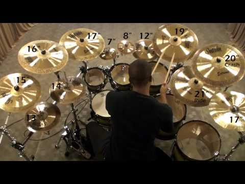 Soultone Cymbals Extreme demo video 2011
