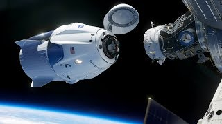 LIVE Space X Crew Dragon Demo Mission 1 Deorbit Reentry And Landing