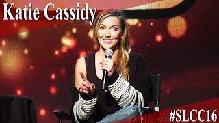 Arrow - Katie Cassidy - Full Panel/Q&A - SLCC 2016