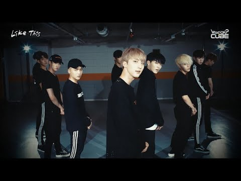 PENTAGON(펜타곤) - 'Like This' (Choreography Practice Video Eye-Contact ver.)