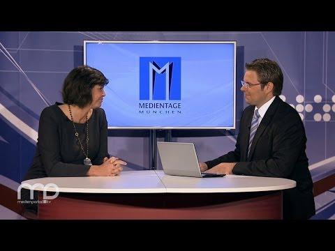 BUSINESS TODAY: Ilse Aigner über den Medienstandort Bayern