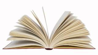 Flicking through a book sound effect