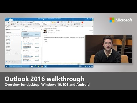 Outlook 2016 with Office 365
