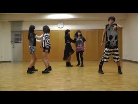 f(x) 에프엑스 Electric Shock dance cover by Dazzling