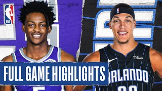 KINGS at MAGIC | FULL GAME HIGHLIGHTS | August 2, 2020