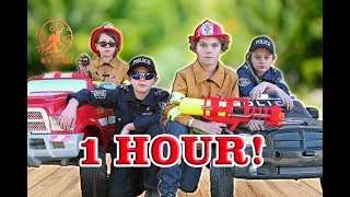Little Heroes Rescue Squad Season 1 - The Fire Engine, The Heroes and The Icky Six