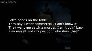 Lil Baby - Commercial feat. Lil Uzi Vert [LYRICS]