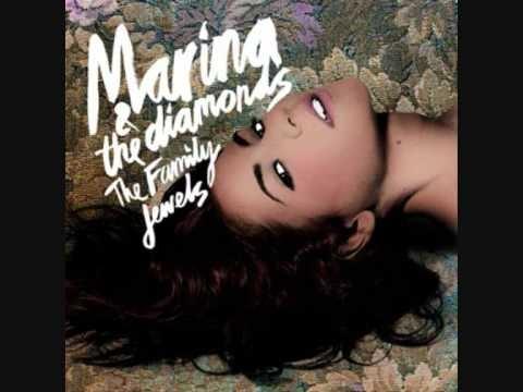 I am not a robot - Marina & the Diamonds Lyrics