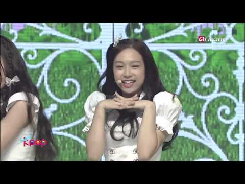 Simply K-Pop - April(에이프릴) _ Dream Candy(꿈사탕) - Ep.180 / 2015-09-11