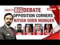 Opposition Corners Nitish Over Munger   Will Munger Impact Bihar Polls?  NewsX