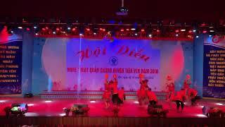 Múa dân tộc hay đẹp: Phiên chợ vùng cao    Hội diễn nghệ thuật quần chúng Tiên Yên 2019