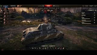 W.o.T. T-34S Tier V Russian Medium Tank, Battle of Erlenberg, 1st Class (HD 1080p)