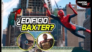 Spiderman Far From Home: Análisis del trailer