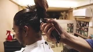 MEN LONG HAIR CUTTING AFTER TWO YEARS | VADODARA 2018 | MASK SALON | REYAN PARMAR