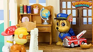 Best Toy House Videos for Kids - Paw Patrol, Peppa Pig, and Pororo Educational Play!