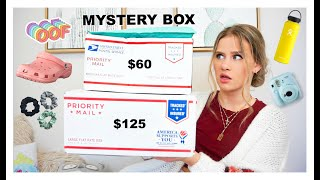 I Bought VSCO Girl Mystery Boxes?!?! Was it Worth the Money?? || Mystery Box Unboxing