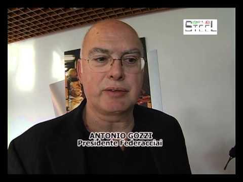Il presidente di Federacciai, Antonio Gozzi, anticipa il suo intervento a Made in Steel.