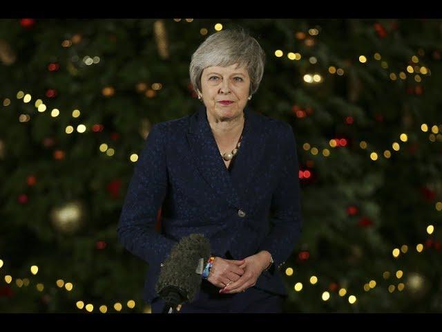 不信任投票突襲 英國首相哀兵姿態過關