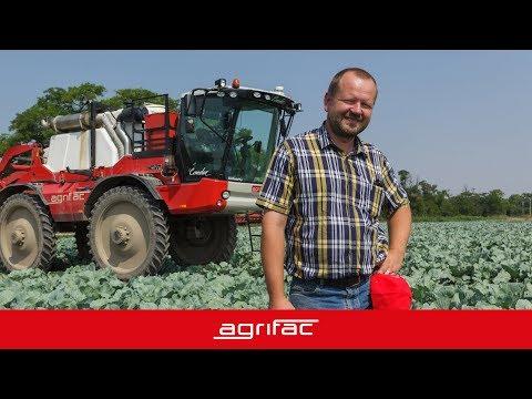 Skúsenosti užívateľov Agrifac Condor Agromáčaj