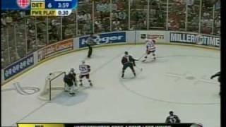 2002 Playoffs - Avalanche @ Red Wings Game 7 (NHL-N)