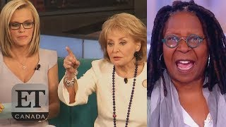 Jenny McCarthy Bashes Whoopi Goldberg and Barbara Walters