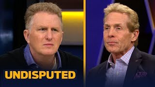 Michael Rapaport on OBJ - Patriots trade rumor: 'they're not taking our Ferrari' | NFL | UNDISPUTED