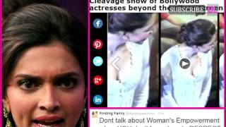 Times of India's answer to Deepika Padukone open letter over cleavage controversy