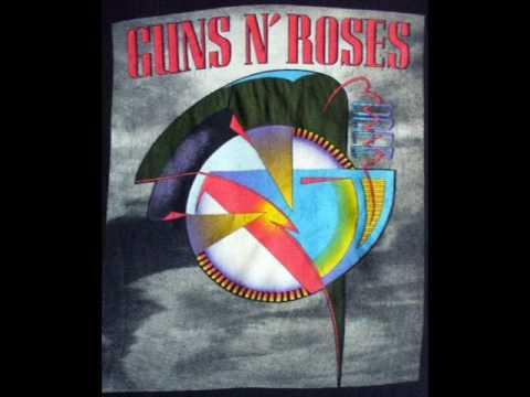 Guns N Roses Coma (live) June 4, 1991 - YouTube