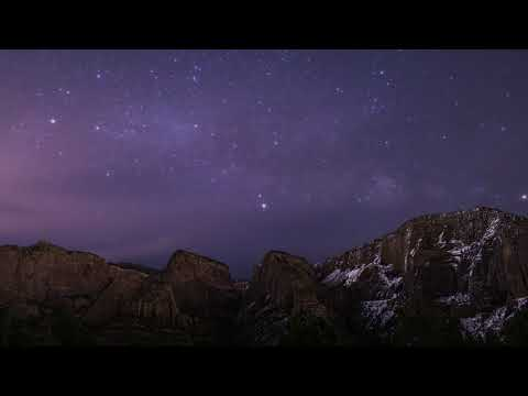 Zion National Park Night Skies