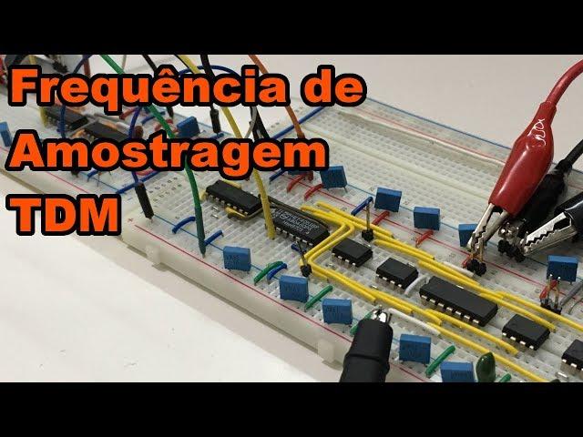 ENTENDA A FREQUÊNCIA DE AMOSTRAGEM | Conheça Eletrônica! #151