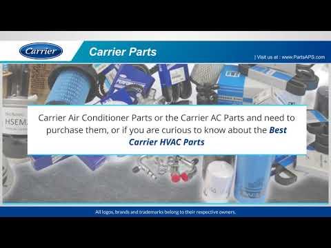 Carrier Parts | Carrier Furnace Parts - PartsAPS