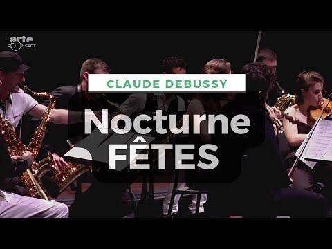 """Debussy Nocturne """"Fêtes"""" ARTE LIVE D'Addario & Friends at SaxOpen"""