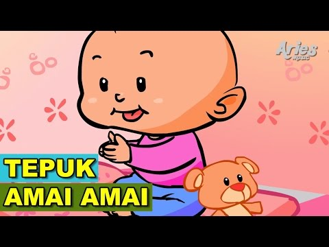 Lagu Kanak Kanak Alif & Mimi - Tepuk Amai Amai (Animasi 2D) - Phim SEX HAY, Em Gái Múp Vãi