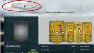 FIFA 14 ultimate team coin hack!! NO SURVEY!!!