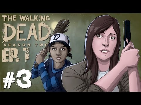 UN MEDICO!! #3   The Walking Dead Season 2   Ep.1 - Smashpipe Games